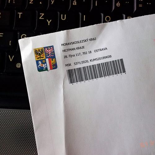 Vyjádření hejtmana k petici za odvolání náměstka Gebauera